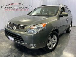 2008_Hyundai_Veracruz_Limited / 3/8L V6 Engine / FWD / Third Row Seats / Sunroof / Heated Leather Seats / Power Locks and Windows_ Addison IL