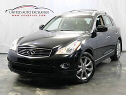 2008_INFINITI_EX35_3.5L V6 Engine / AWD / Bluetooth / Navigation / Sunroof / Rear View Camera_ Addison IL