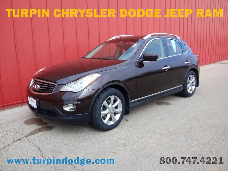 2008 INFINITI EX35 Journey Dubuque IA