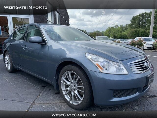 2008 INFINITI G35 Journey Raleigh NC