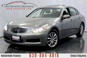 2008 INFINITI G35 Sedan 3.5L V6 Engine AWD G35x w/ Navigation, Sunroof, Rear View Camera, Bose Premium Sound System, Bluetooth Connectivity