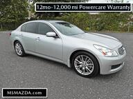 2008 INFINITI G35 Sedan G35 - Leather - Moonroof - Bluetooth Maple Shade NJ