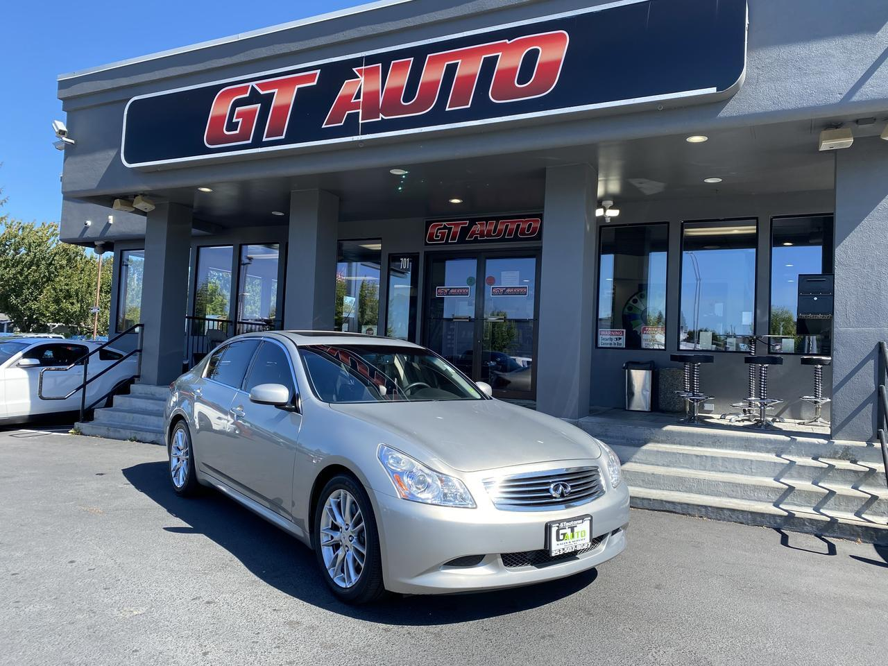 2008 INFINITI G35 Sedan *G35s Sedan 4D Tech Package* Puyallup WA