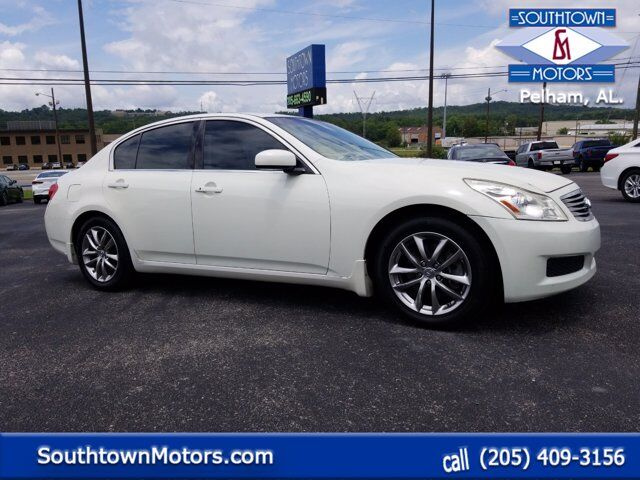 2008 INFINITI G35 Sedan Journey Pelham AL