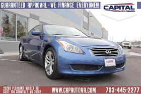 2008_INFINITI_G37 COUPE_Journey_ Chantilly VA