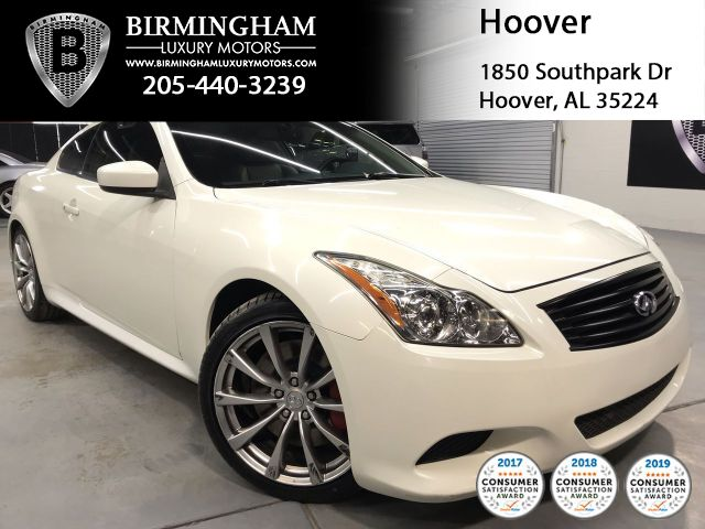 2008 INFINITI G37 Coupe Journey Hoover AL