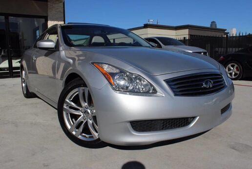 2008 INFINITI G37 Coupe SUNROOF,NAVIGATION,LOW MILES! Houston TX