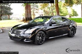 2008_INFINITI_G37S Sport Coupe_WOW! Paddle Shifters, 19-in Wheels and Navigation!_ Fremont CA