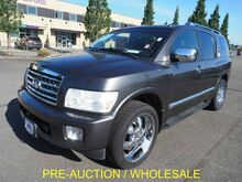 2008_INFINITI_QX56_4WD PRE-AUCTION_ Burlington WA