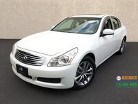 2008 Infiniti G35 x - All Wheel Drive w/ Navigation