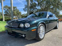 2008_Jaguar_XJ_Base_ Hollywood FL