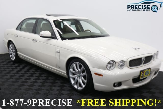 2008 Jaguar XJ-Series XJ8L Chantilly VA