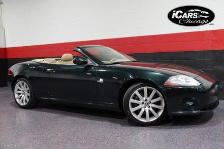 2008_Jaguar_XK_2dr Convertible_ Chicago IL