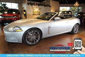 2008_Jaguar_XK_XKR Supercharged Convertible 2D_ Scottsdale AZ