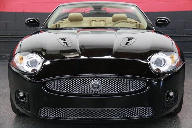 2008 Jaguar XKR 2dr Convertible Chicago IL