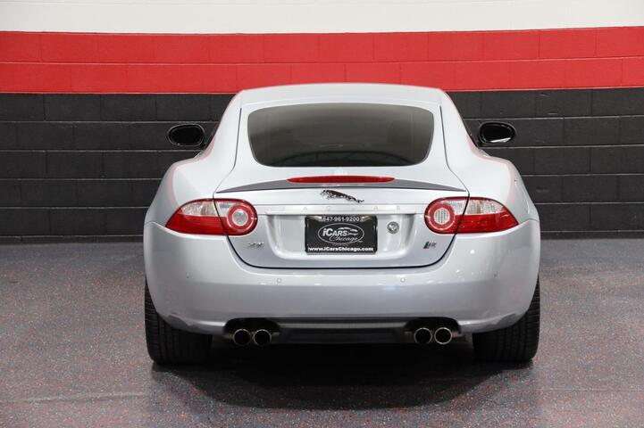 2008 Jaguar XKR 2dr Coupe Chicago IL