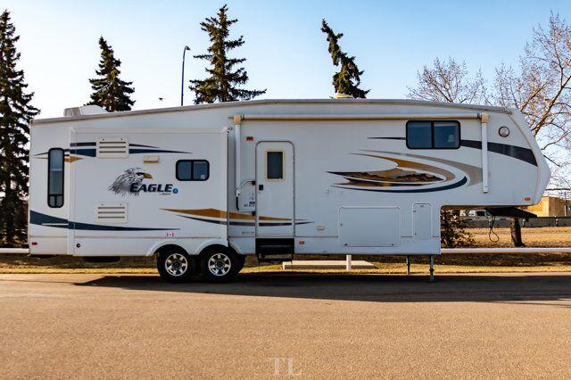 2008 Jayco Eagle 291 RLTS 35 Ft. Travel Trailer 3 Slides Red Deer AB