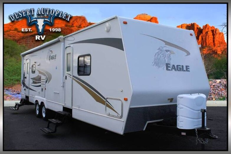 2008 Jayco Eagle 320RLDS Double Slide Travel Trailer Mesa AZ