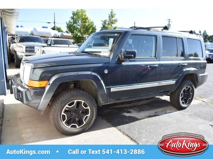 2008 Jeep Commander 4WD Limited Bend OR