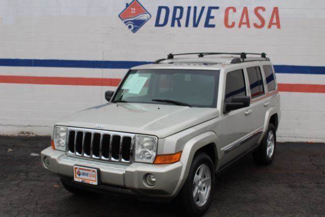 2008 Jeep Commander Limited 2WD Dallas TX