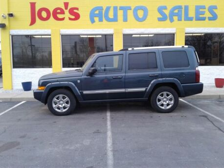 2008_Jeep_Commander_Limited 4WD_ Indianapolis IN