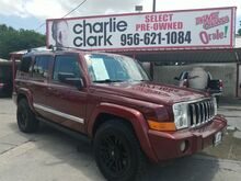 2008_Jeep_Commander_Limited_ Brownsville TX