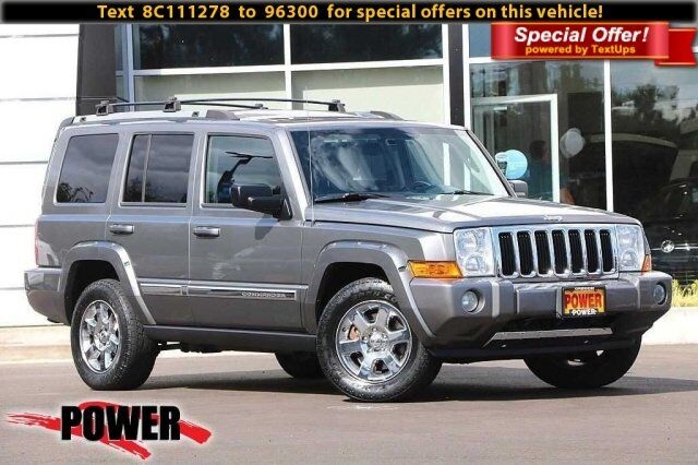 2008 Jeep Commander Limited Corvallis OR