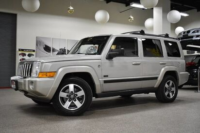 2008_Jeep_Commander_Sport Rocky Mountain Edition_ Boston MA