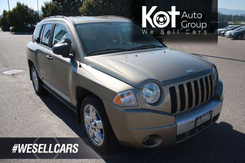 2008 Jeep Compass Limited Penticton BC