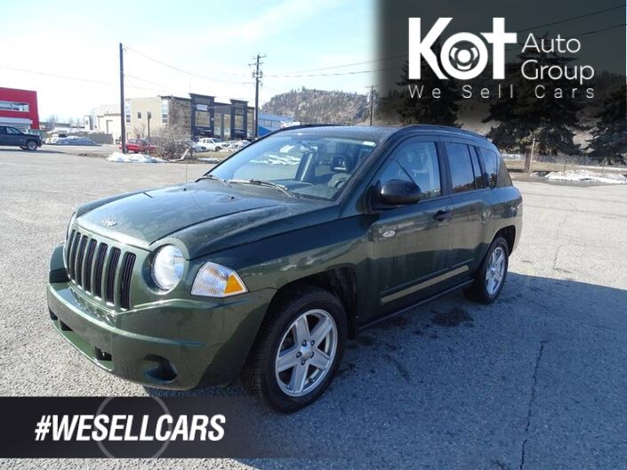 2008 Jeep Compass Sport, No Accidents! Kelowna BC