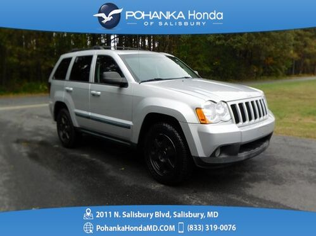 2008_Jeep_Grand Cherokee_Laredo 4WD ** GUARANTEED FINANCING **_ Salisbury MD
