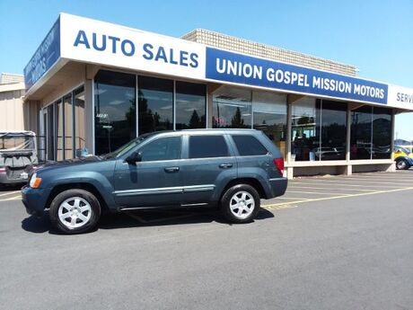 2008 Jeep Grand Cherokee Laredo 4WD Spokane Valley WA