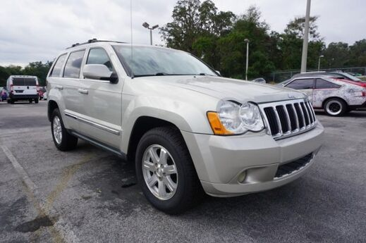 2008 Jeep Grand Cherokee Limited  FL