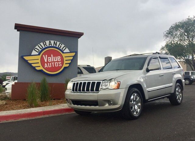 2008 Jeep Grand Cherokee Limited Durango CO