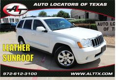 2008_Jeep_Grand Cherokee_Limited_ Plano TX