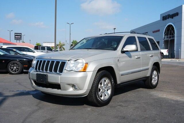 2008 Jeep Grand Cherokee Limited Weslaco TX