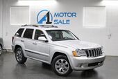 2008 Jeep Grand Cherokee Overland 1 Owner