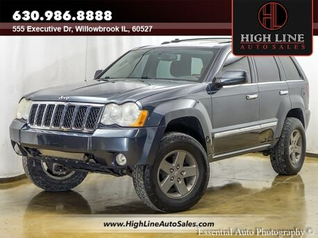 2008_Jeep_Grand Cherokee_Overland_ Willowbrook IL
