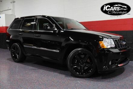 2008_Jeep_Grand Cherokee_SRT-8 4dr Suv_ Chicago IL