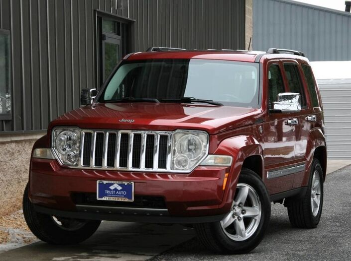 2008 Jeep Liberty Limited 4WD Sykesville MD