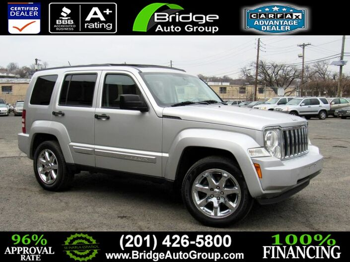 2008 Jeep Liberty Limited Berlin NJ
