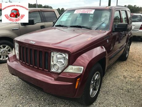 2008 Jeep Liberty Sport 4WD North Charleston SC