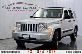 2008_Jeep_Liberty_Sport 4WD w/ Sky Slider Full Open Roof_ Addison IL