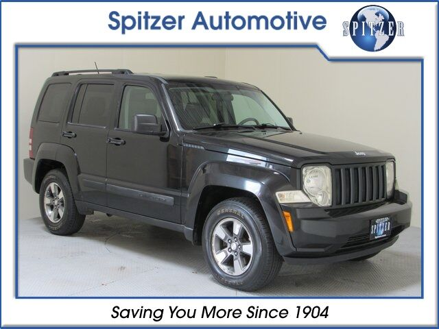 2008 Jeep Liberty Sport Amherst OH