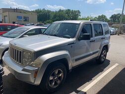 2008_Jeep_Liberty_Sport_ Cleveland OH