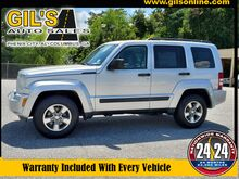 2008_Jeep_Liberty_Sport_ Columbus GA