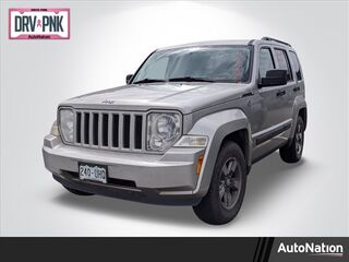 2008_Jeep_Liberty_Sport_ Littleton CO