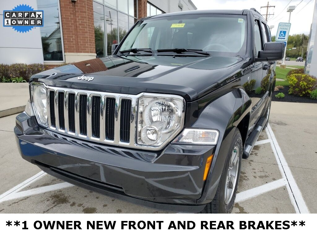 2008 Jeep Liberty Sport Mayfield Village OH
