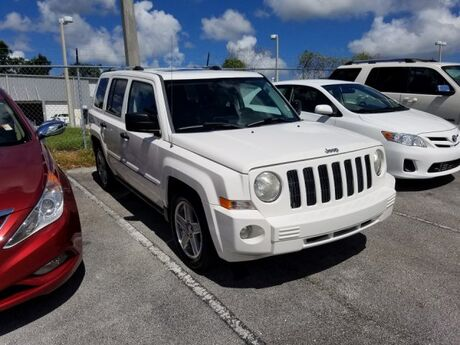2008 Jeep Patriot Limited  FL