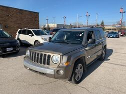 2008_Jeep_Patriot_Limited_ Cleveland OH